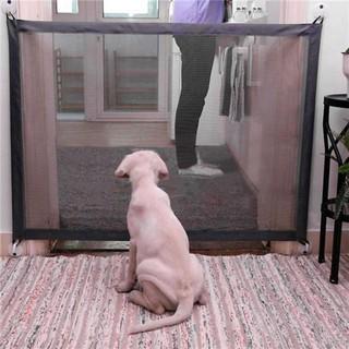 Pintu Pagar Jaring Penahan Penjaga Anjing Peliharaan Untuk Indoor Rumah Mudah Dipasang Shopee Indonesia