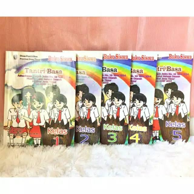 Buku Siswa Tantri Basa Kelas 1 2 3 4 5 6 Sd Mi Buku Bahasa Jawa Sd Shopee Indonesia