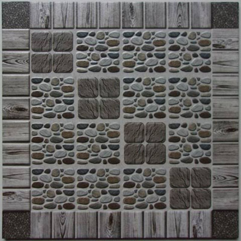 keramik lantai kasar 40x40 signature celedonia grey