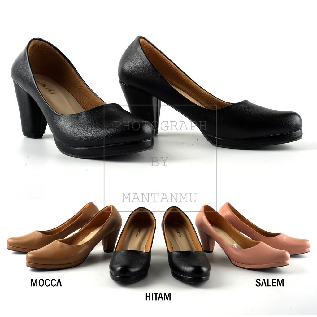 Sepatu Pantofel Heels Aragon Salem Nfz 10 Best Buy Indonesia Boot High Ls09 M Mantanmu Wanita Murah Sd01 Shopee