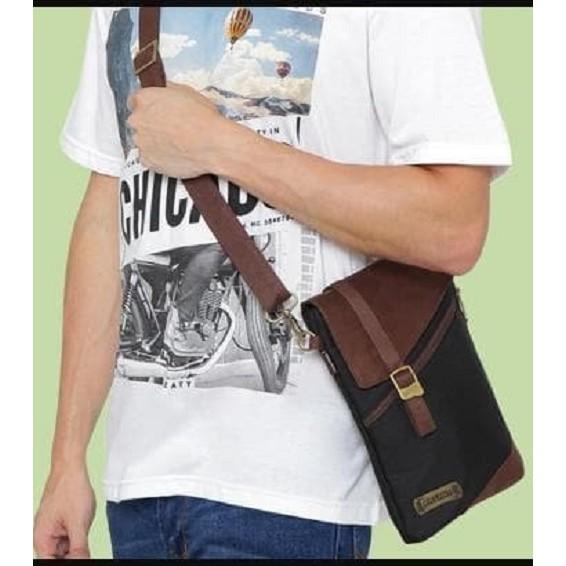 Brillante Braya Tas Selempang Pria Muat Tablet 10 Inch Murah Harga Grosir  Bayar di Tempat COD 614975def2