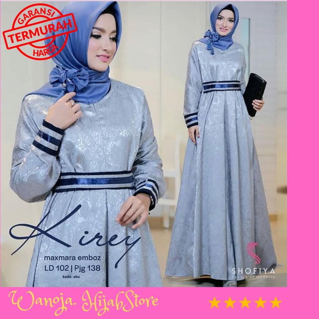 Terbaru Elisabeth Dress   Gamis Wolfis   Baju Murah   Pakaian Wanita   Dress  Muslim  7ef01f9036