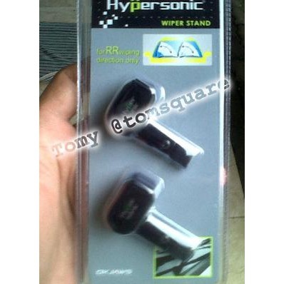 BiGadget - Automatic Hypersonic Wiper Stand HP6440 Wing Stang Pelindung Karet | Shopee Indonesia