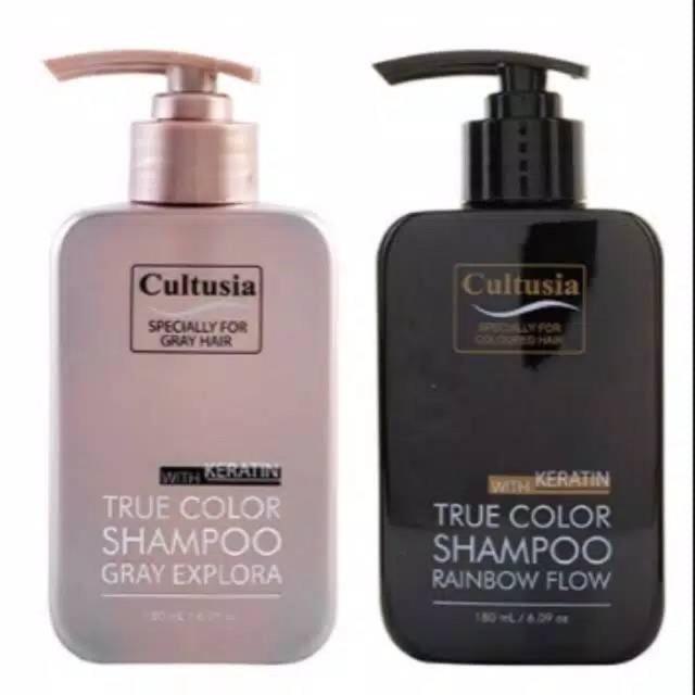 Cultusia True Color Shampo
