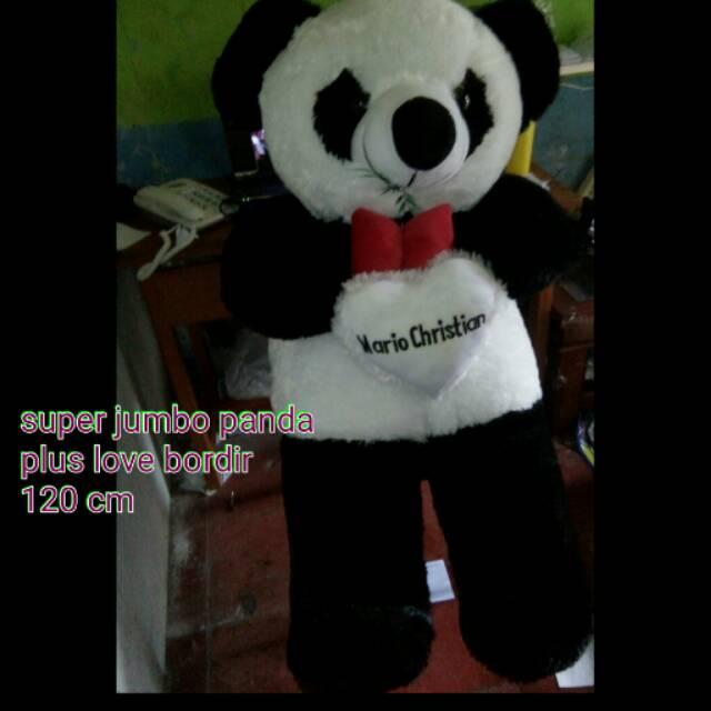Boneka bear SUPER BIG JUMBO DUDUK 150 CM TERMURAH  e54ee1d088