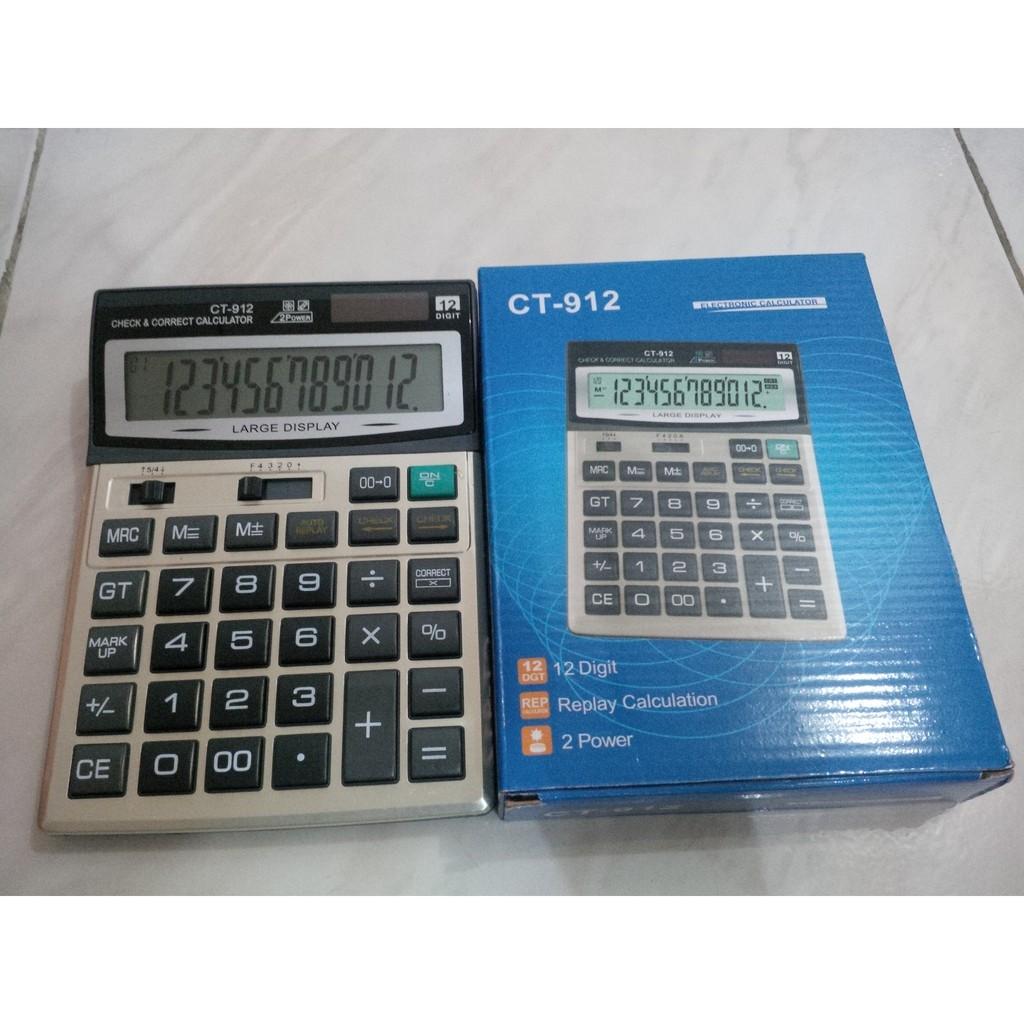 Kalkulator Kasir Toko Warung Presicalc Pr 3000 Shopee Indonesia Pr3000