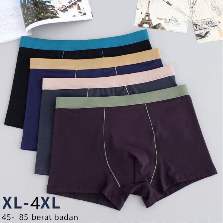 BLACK WHITE PINK BLACKPINK POLOS KOREAN JAPAN TERBAIK   boxer trunk celana  dalam Calvin Klein  c06eb465e2