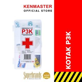 Kenmaster Kotak Obat P3K - Kotak Serbaguna P3K Bisa Untuk ...