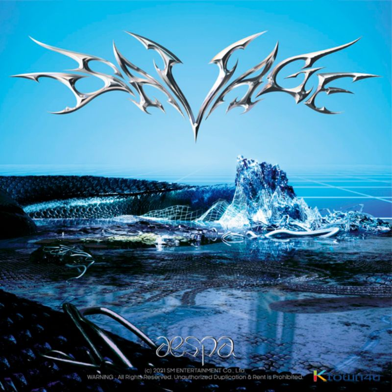 AESPA Mini Album Savage