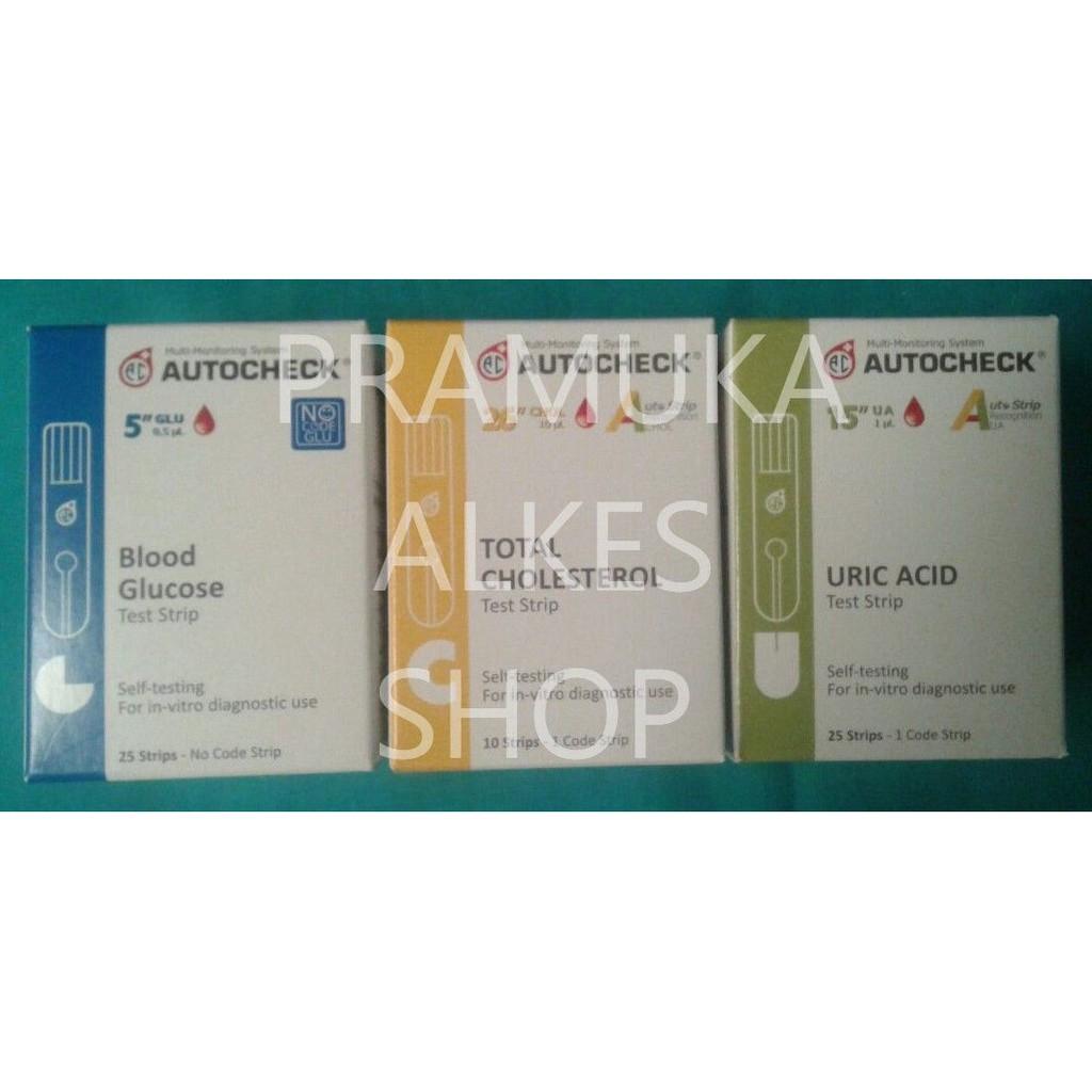 Alat Autocheck Gcu 3 In 1 Gula Kolesterol Asam Urat Shopee Easy Touch Test Cholesterol 3in1 Indonesia
