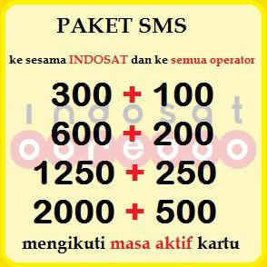 Termurah Paket Sms Indosat Shopee Indonesia