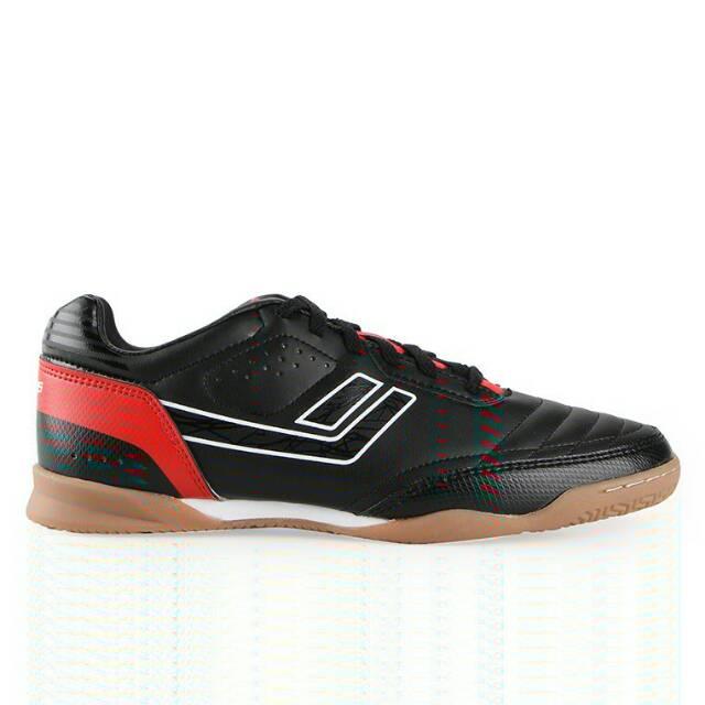 Sepatu Futsal League Legas Meister LA Black  Red ASLI  550d348c82