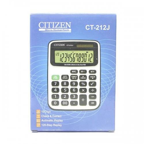 Kalkulator Citizen CT-212J