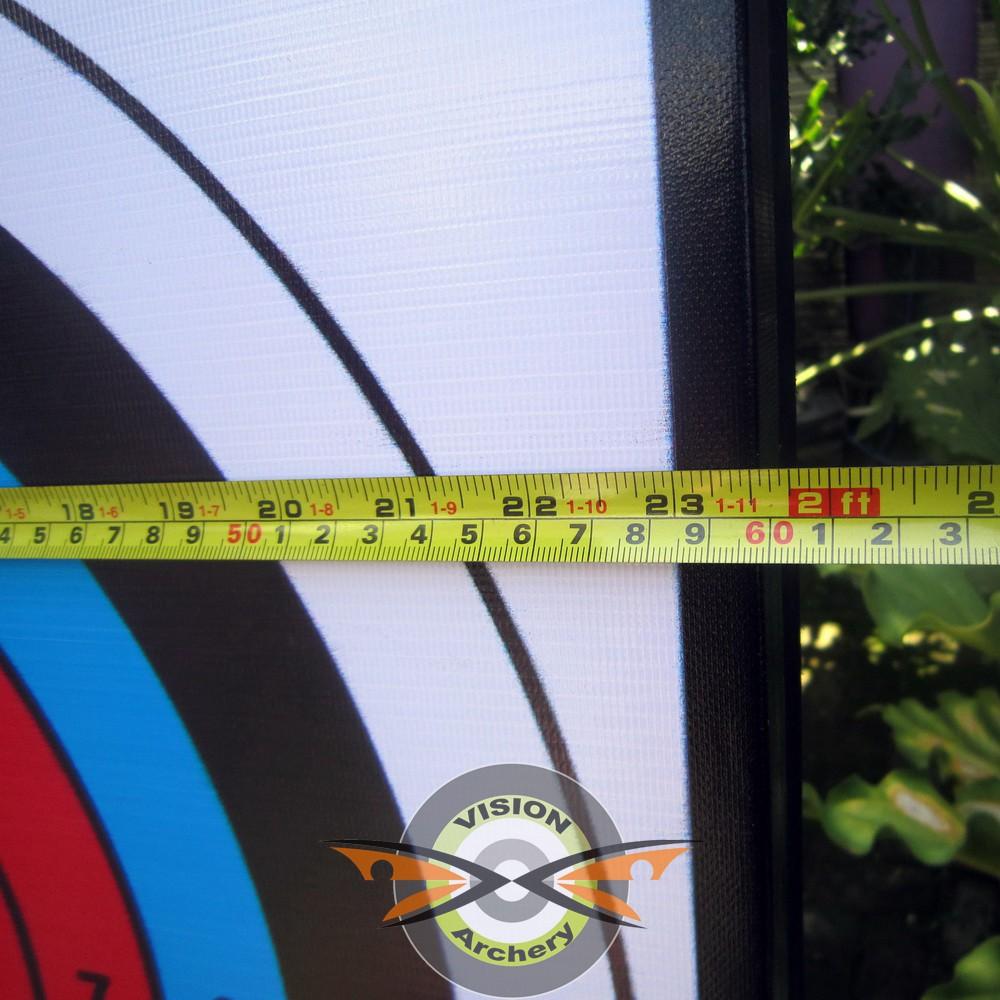 Sasaran Target Busa 50x50x10cm Garansi Bantalan Karet Papan Matras Face 40x40x2cm Terlaris Spon Panah Panahan Archery Shopee Indonesia