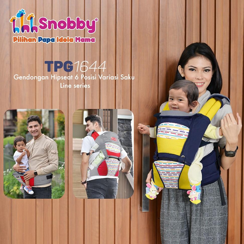 COD Gendongan Hipseat Bayi Babylab Baby Carrier Ransel Depan dan Bahan  Nyaman hip seat  69962eb861