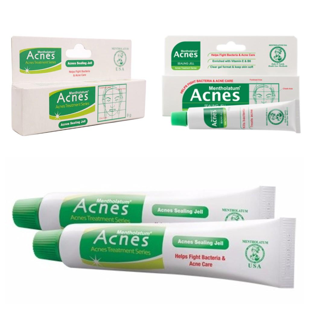 Acnes Sealing Gel / Obat Jerawat