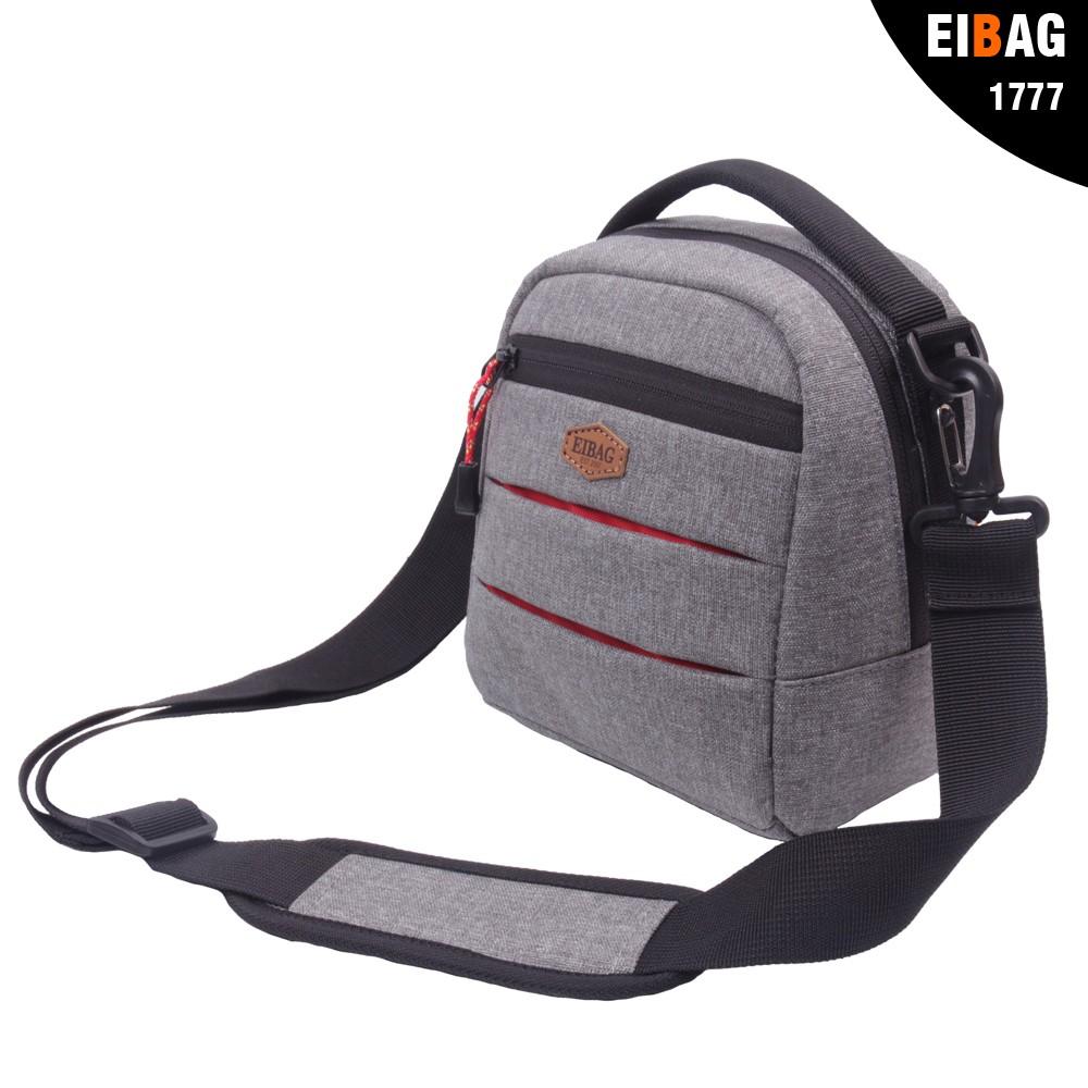 Tas Travel Eibag 602 Abu Tasbackpacker Tastravel Shopee Indonesia Bag Backpack