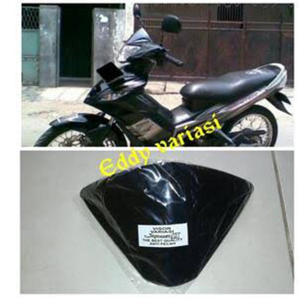 Visor Beat Lama Karbu Shopee Indonesia Lampu Tembak Projie U26r Mini 3 Inch Angel Bulat Running Campur
