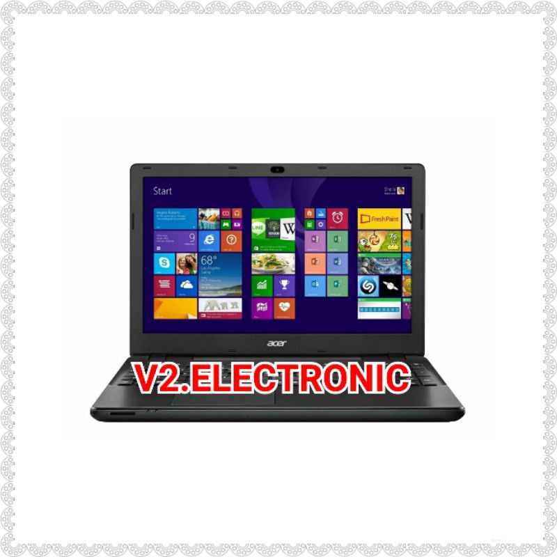 Laptop Acer TravelMate P246 Intel Core i5-5200U | RAM 8GB | SSD 128GB | Win10