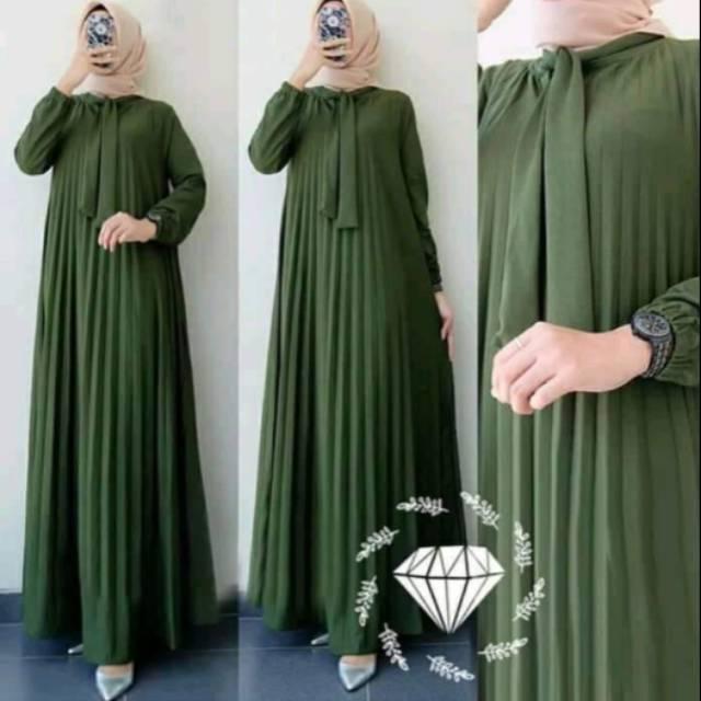 Jual Dress Muslim Fashion Muslim Shopee Indonesia