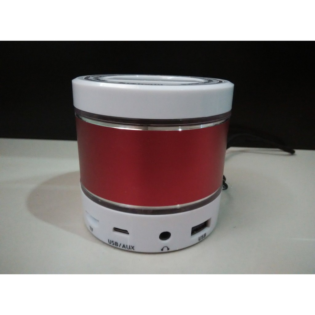 Speaker Bluetooth K977 Bt K 977 De005 Shopee Indonesia Robot Rb430 30 Square Mini Hifi Black De032