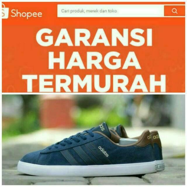 DNG  ADIDAS NEO DERBY - Sepatu Kets Casual Original Sepatu Santai Pria  Kekinian Promo  d0be85da81