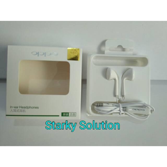 Earphone Headset OPPO MH133 Original