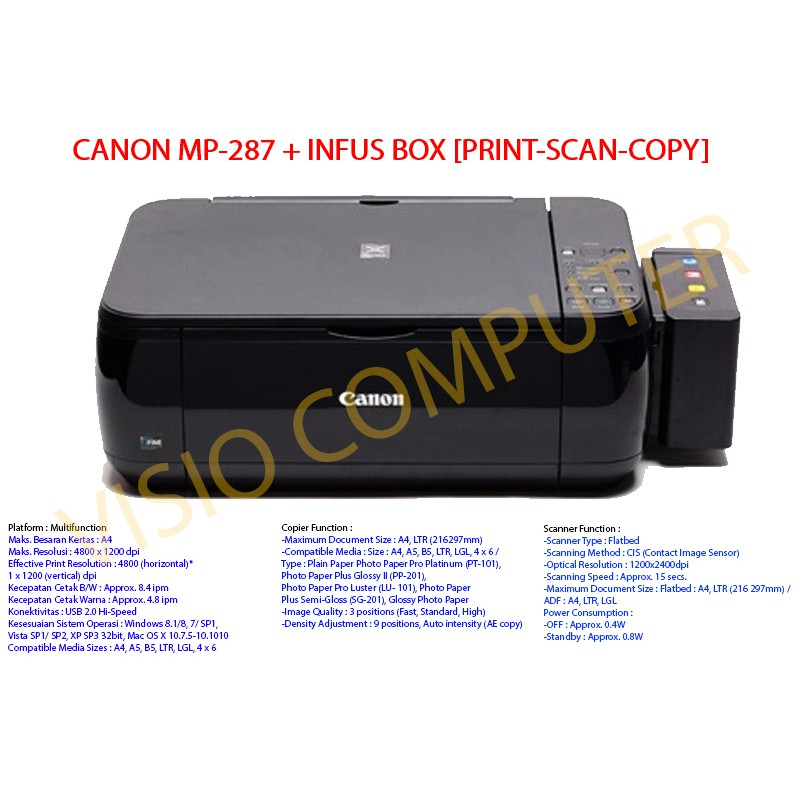 Belanja Online Printer Scanner Komputer Aksesoris Shopee