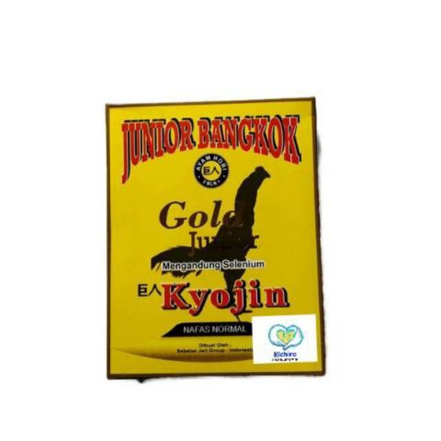 Kyojin gold Junior Ayam Netto 230 gram Bangkok, Shamo, Saigon, Mangon, Aseel, Philipin, Pakoy, Birma