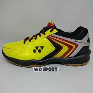 Sepatu Yonex Power Cushion Shb 47 Ex Yellow Badminton Bulutangkis