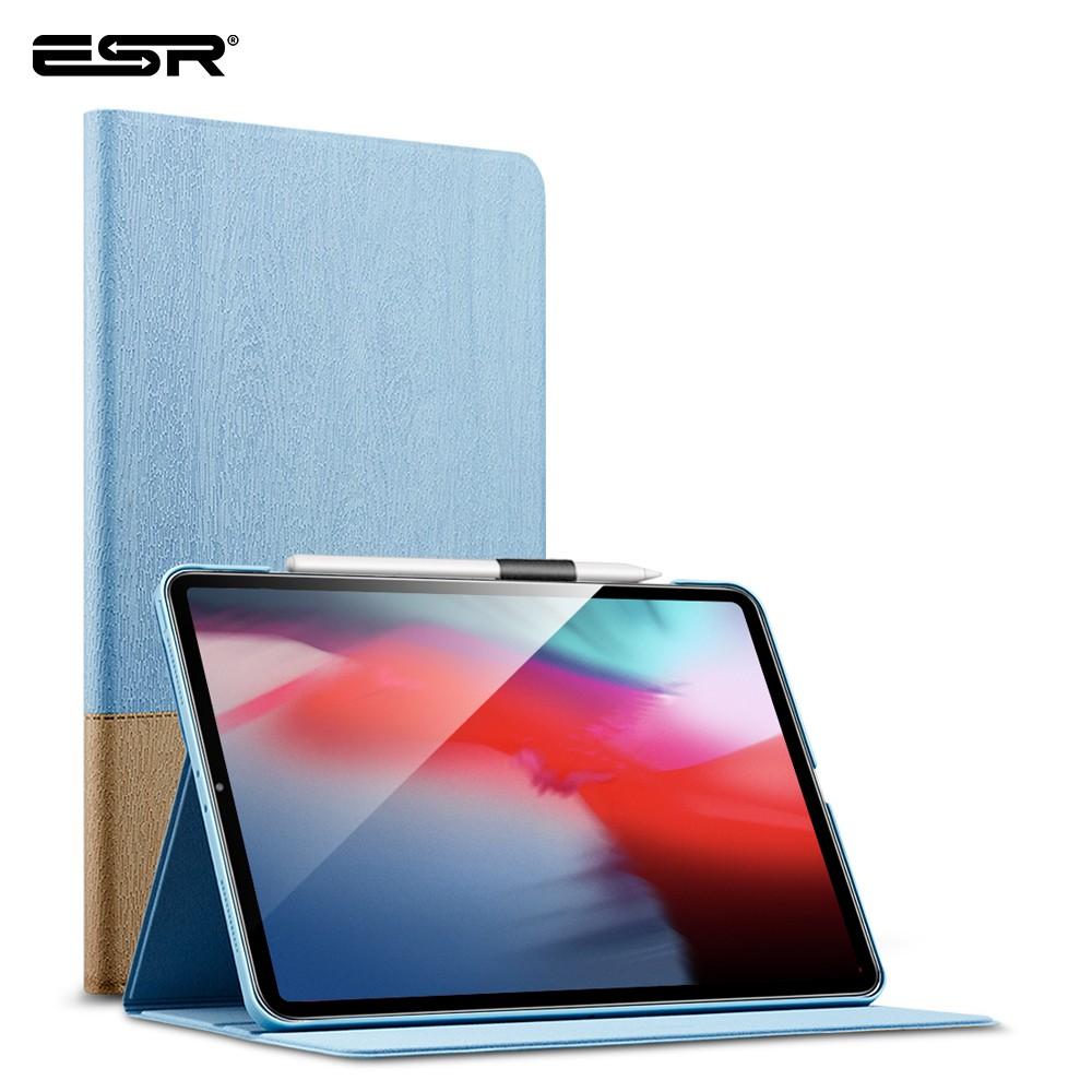 Supports Apple Pencil 2 Wireless Charging Multi-Angle Viewing Stand ESR Urban Premium Folio Case for iPad Pro 12.9 2020 4th Gen Auto Sleep//Wake for iPad Pro 12.9 2020,Knight Book Cover Design