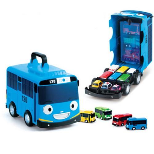 Tayo Little Bus Mini Car Carrier Shopee Indonesia