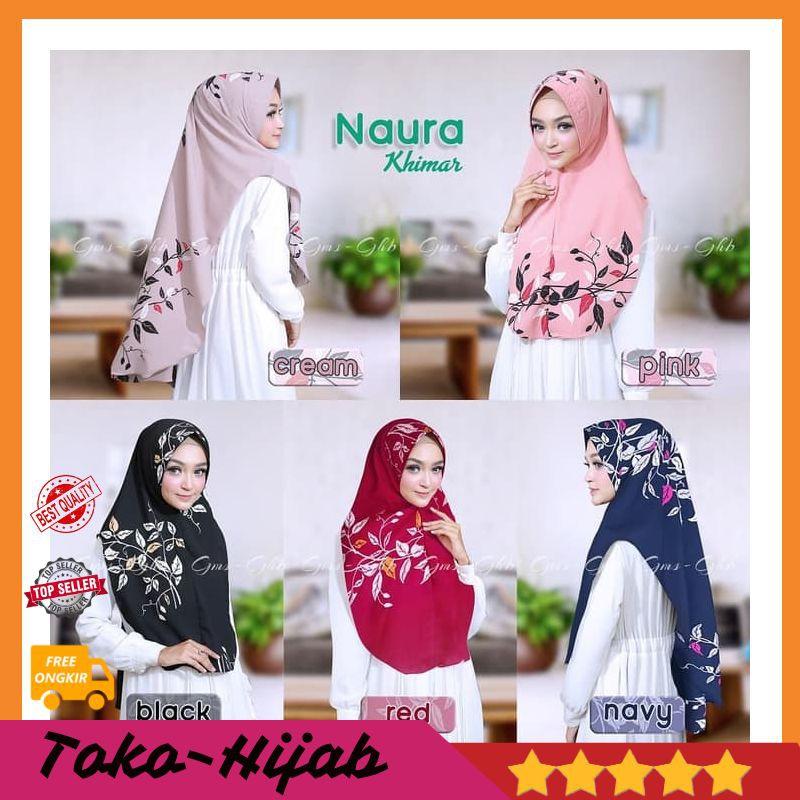 Hijab Khimar Khimar Syari Khimar Motif Khimar Murah Khimar Jumbo Hijab Jilbab Pashmina Kerudung A146 Shopee Indonesia
