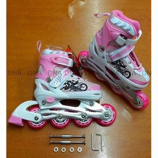 stok Sepatu Roda Anak Power Power Inline Skate SUPERB Model BAJAJ ... 3fa6b604ca