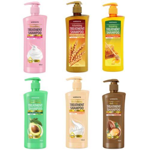 Watsons Treatment Shampoo 400ml-1