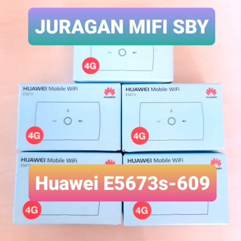 BARU Mifi Modem Wifi Huawei E5673 E5673s Unlock 4G 3G All Operator