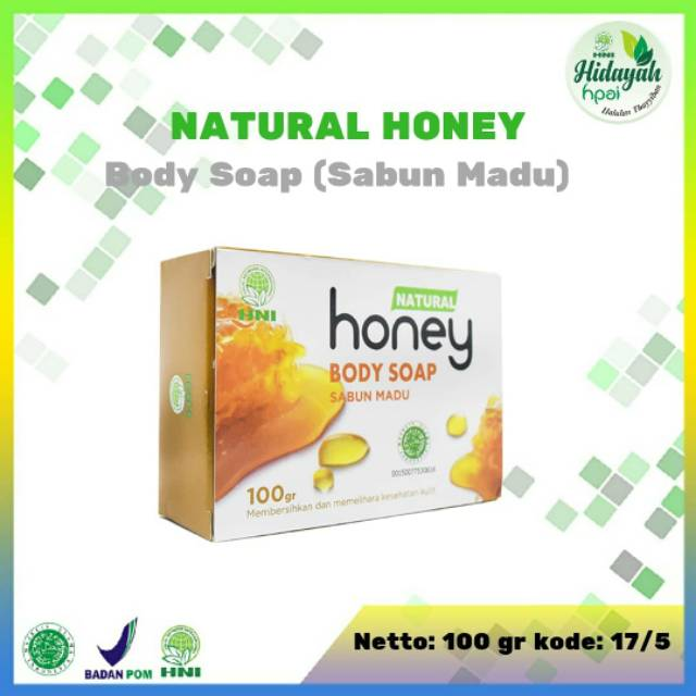 Natural Honey Shopee Indonesia