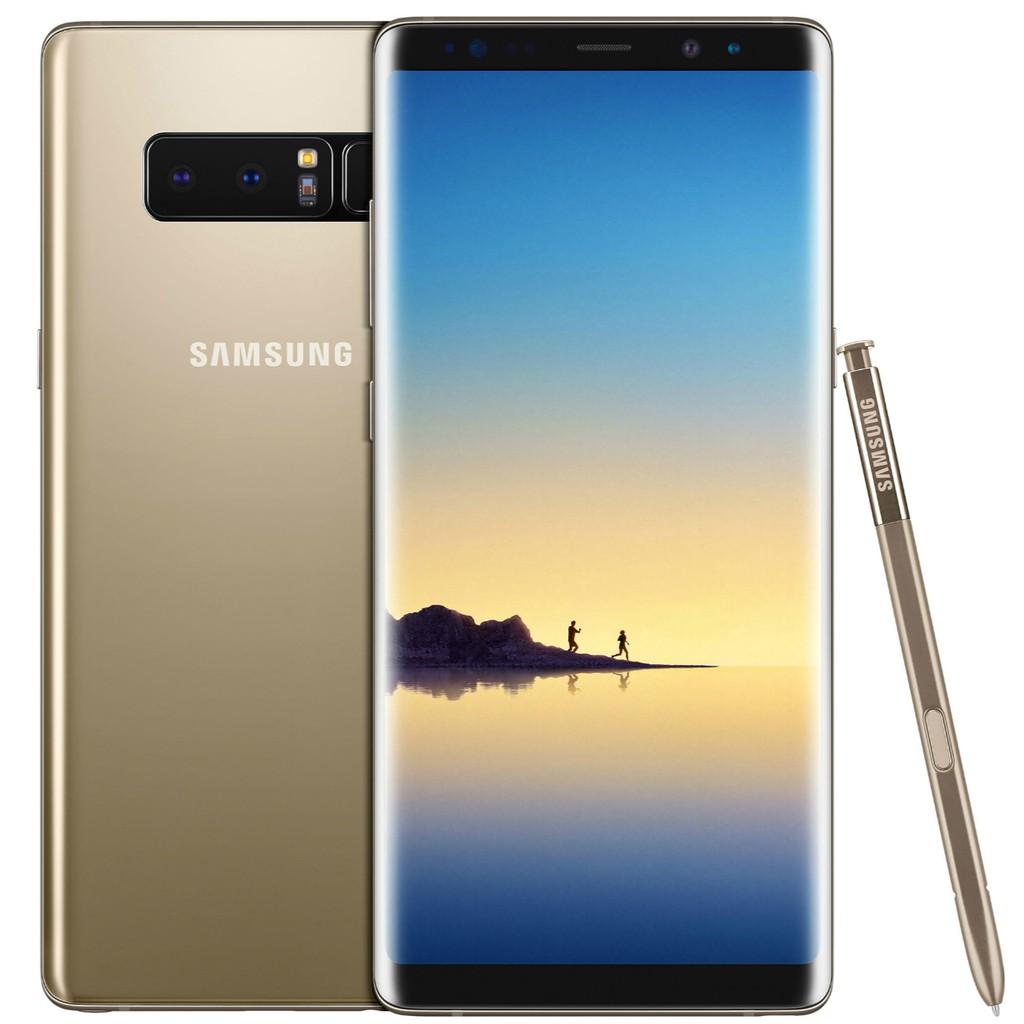 Fresh Samsung Galaxy Note 8 N950 6 64gb Garansi Resmi Sein S7 Gold Bonus Shopee Indonesia
