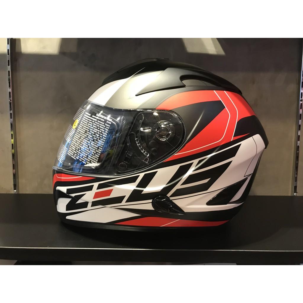 Terlaris Zeus 811 White Black Al3 Helm Fullface M L Xl Bukan Nolan Green Agv Arai Full Face Shopee Indonesia