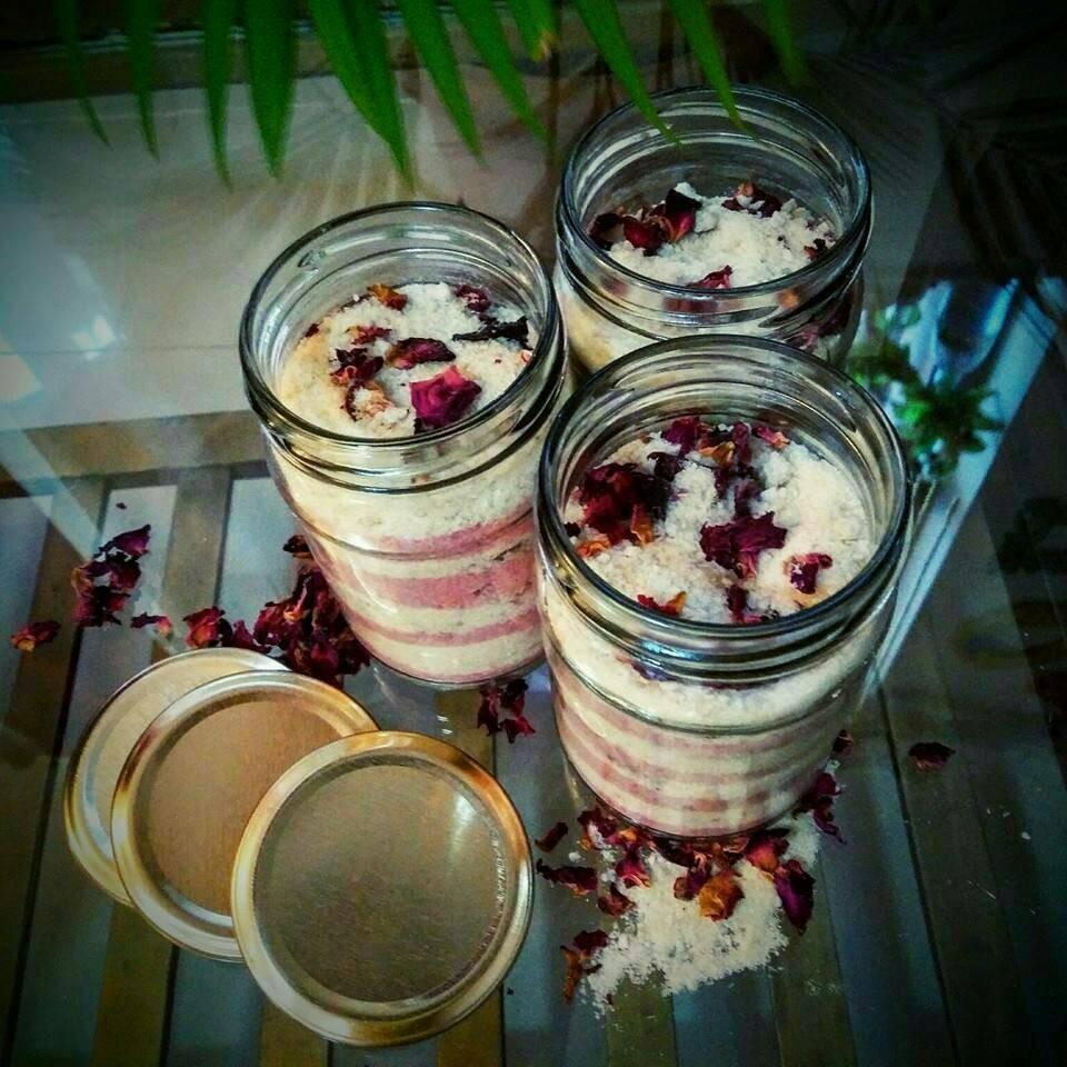 Alata Bath Salt Garam Kaki Shopee Indonesia Footis Himalaya Rendam Asam Urat Capek