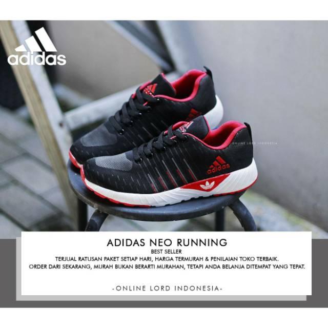 Sepatu Adidas Alphabounce 2.0 Murah Sneakers Olahraga Pria Termurah Grade  Ori  20436812d3