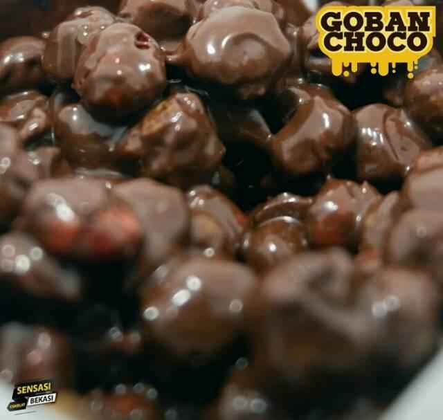 Goban Choco Subasa Soes Coklat Bekasi Shopee Indonesia