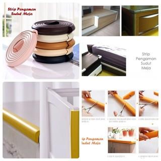 Pengaman Sudut Panjang Roll Pelindung Sudut Meja Furniture