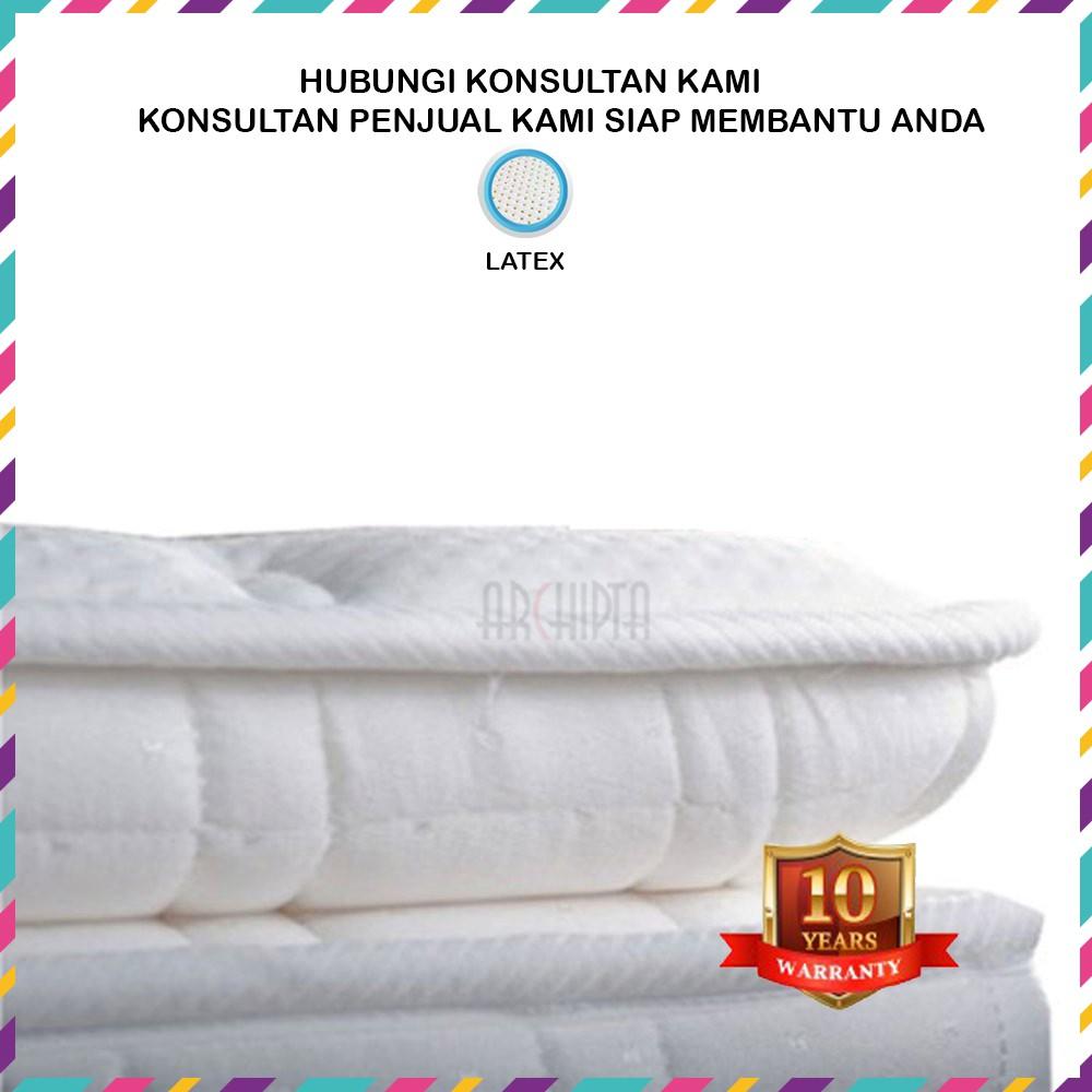Latex Topper 160 X 200 10 Cm Elephant Khusus Jabotabek Shopee Dunlopillo Premiere Natural Mattress Indonesia