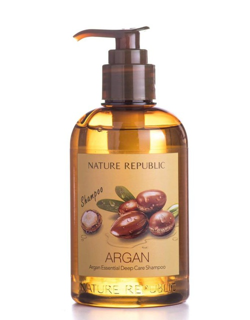NATURE REPUBLIC Argan Essential Deep Care Shampoo-1