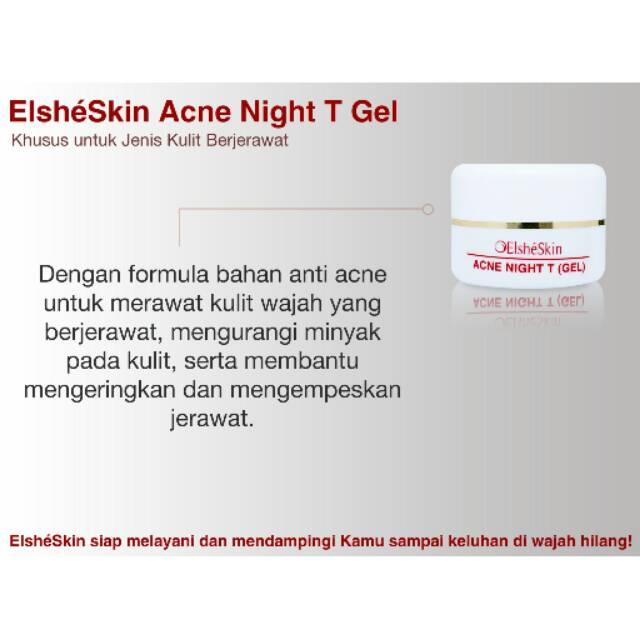 Hasil gambar untuk elshe skin acne t gel