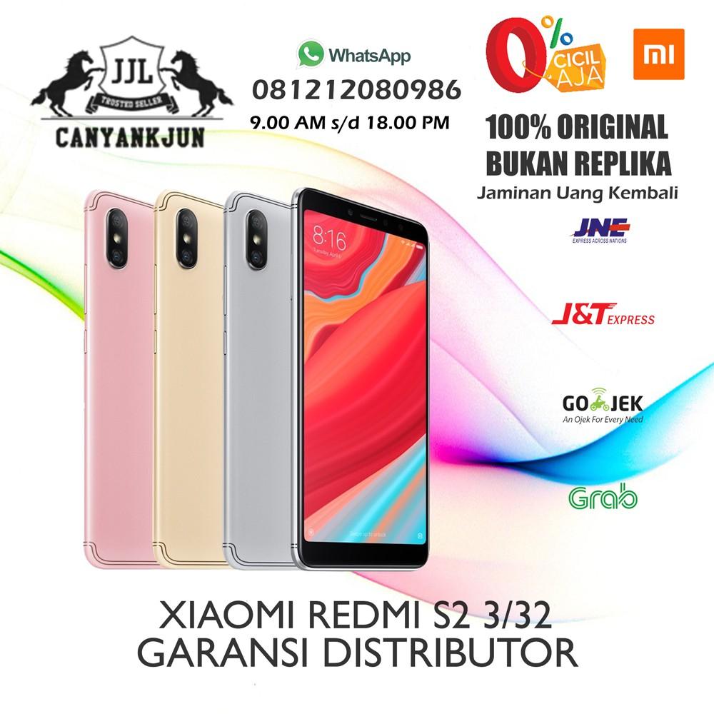 Xiaomi Redmi 6a Ram 2gb Rom 16 Gb Garansi Distributor 1 Tahun 4x 2 Internal 32 Shopee Indonesia