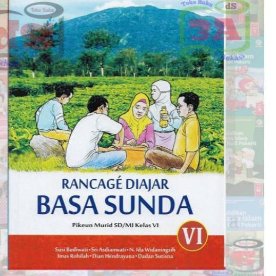 Buku Bahasa Sunda Kelas 3 Sd Kurikulum 2013 Revisi 2017 Ilmusosial Id