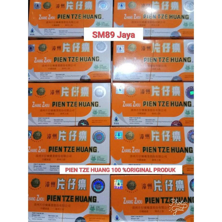 Pien Tze Huang Obat Pasca Operasi ...
