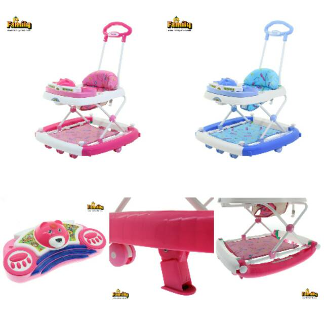 25++ Baby walker family harga ideas
